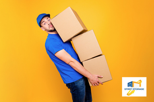 How to Select the Right Moving and Storage Company for Spring Cleaning